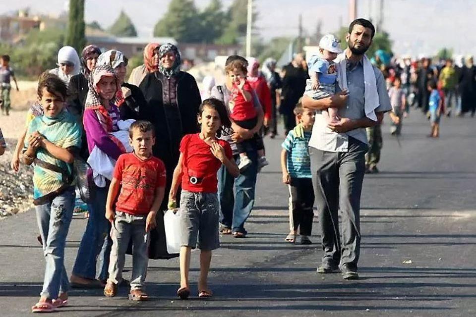 В Эстонию из Греции прибыли восемь сирийцев. Фото: с сайта nur.kz