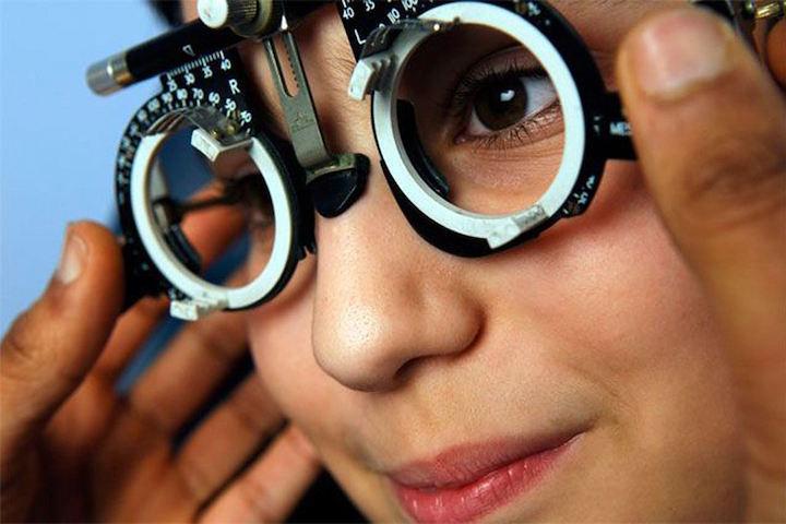 В мире более 285 миллионов человек страдают от нарушения зрения.
