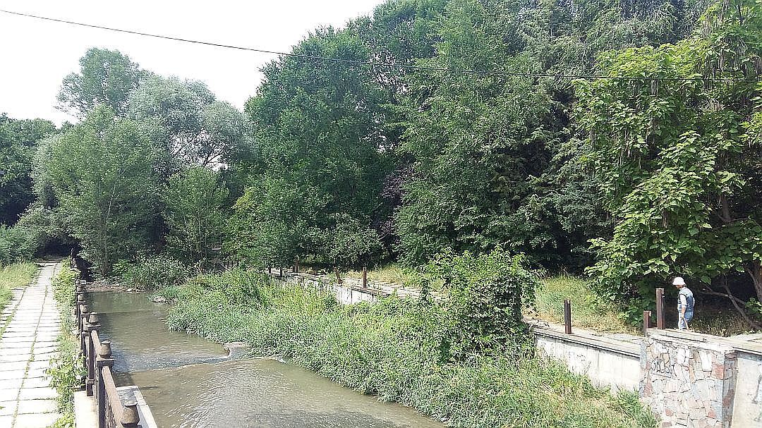 Реконструкция набережной реки Салгир начнется уже втечении следующего года