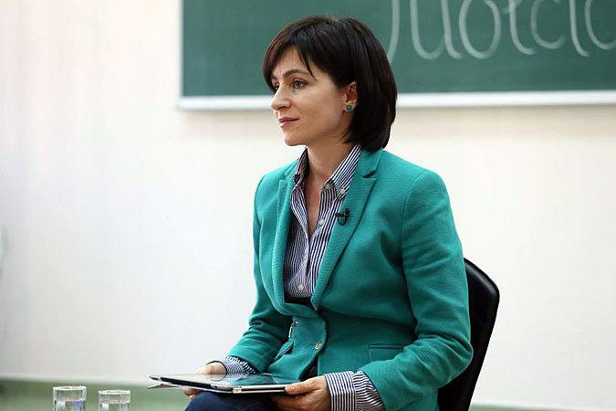 Руководить Молдовой будет женщина?