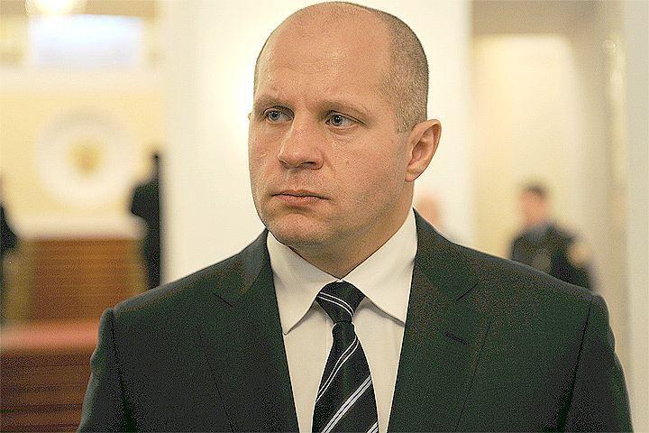 Сам Федор Емельяненко ситуацию пока не комментирует