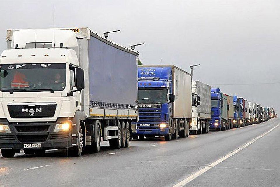 Автоперевозчики Литвы жалуются на дискриминацию. Фото: с сайта cargonews.lt