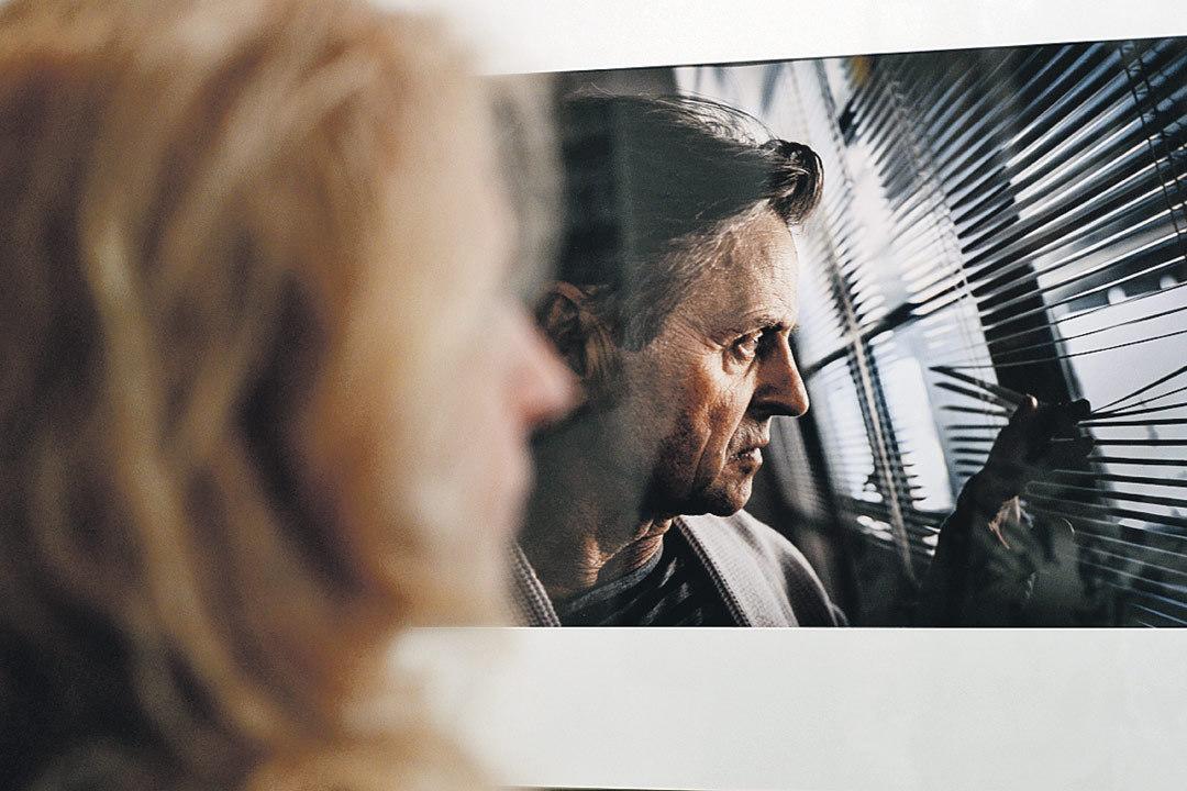 Роберт Уитмен снимал Михаила Барышникова в течение 20 лет. Лучшие фото можно увидеть на выставке.
