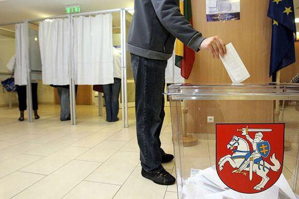 В Литве из-за возможного подкупа избирателей со второго тура парламентских выборов может быть снята партия «Порядок и справедливость». Фото: с сайта rubaltic.ru