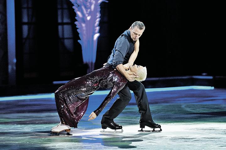 Олег Васильев и Дарья Мороз покорили жюри яркой экспрессией. Фото: Максим ЛИ