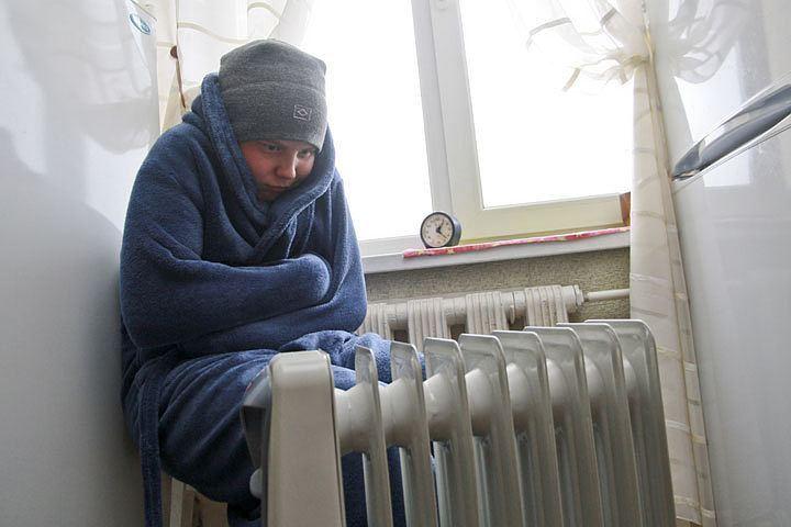 2 дома вцентре Челябинска вплоть доэтого времени остаются навсе 100% без отопления