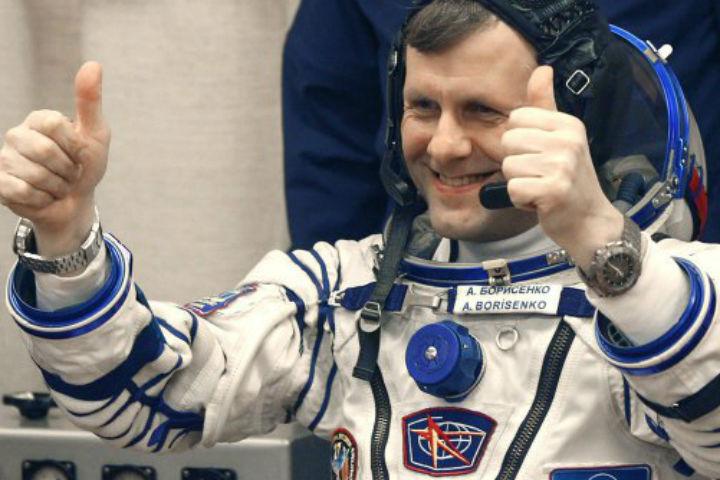 Андрей Борисенко опытный космонавт Фото: Роскосмос
