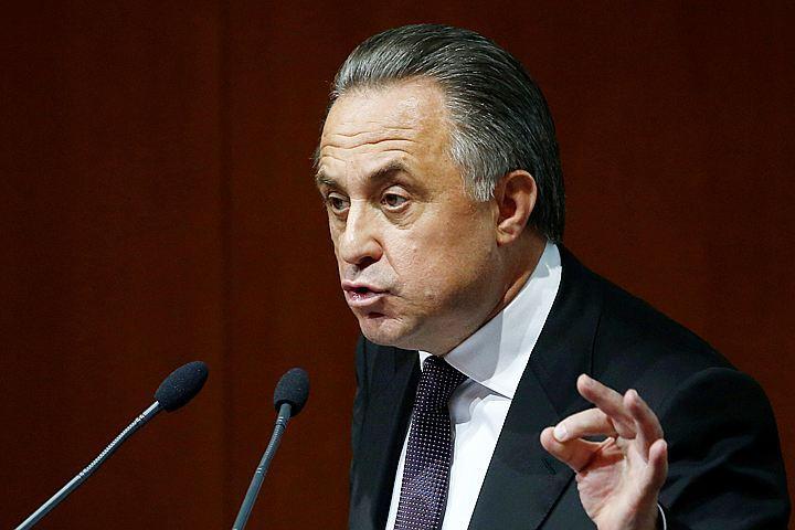 Виталий Мутко дал понять что в правительстве станет курировать подготовку России к чемпионату мира по футболу