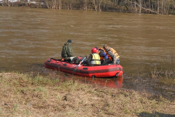 ВПермском крае найдено тело запутавшегося вглобальной сети рыбака