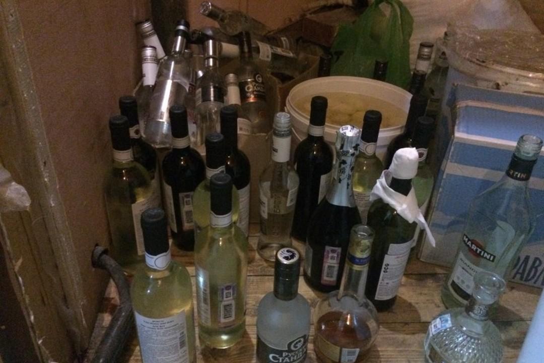ВЛипецке, после жалоб клиентов, измагазина изъяли спирт и«боярышник»