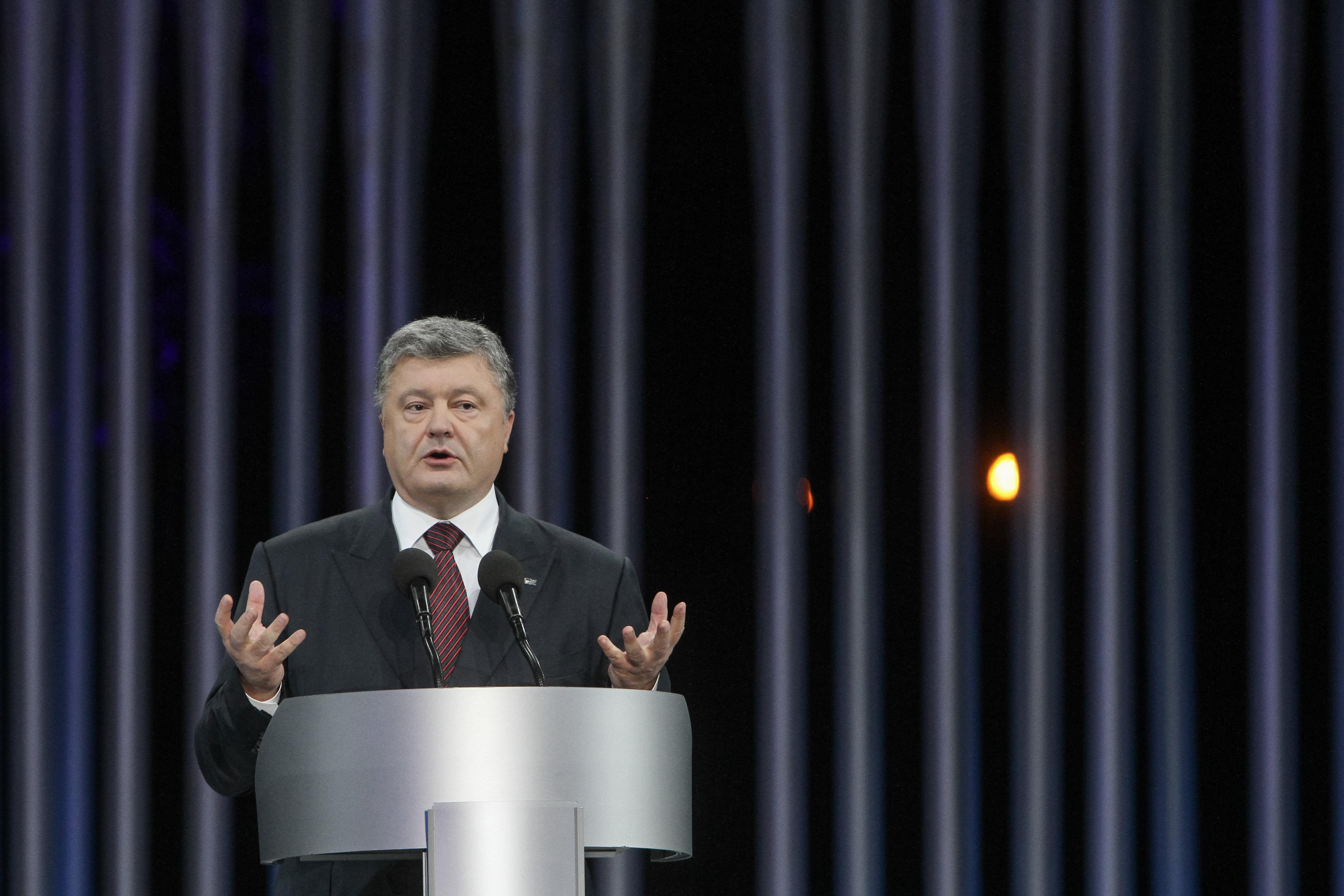 74% украинцев выступили против президента Порошенко— Шокирующие цифры