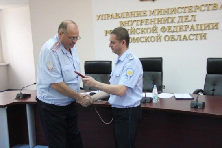 Руководитель пресс-центра томского УМВД попался нетрезвым зарулем