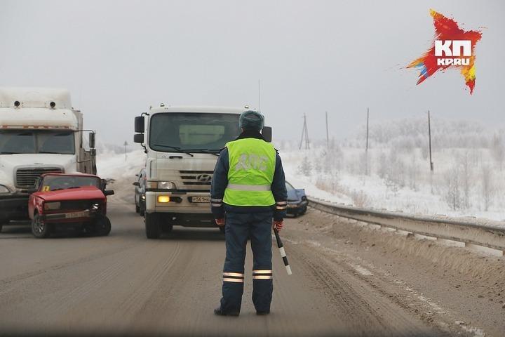 Нафедеральной трассе М-53 «Байкал» ограничено движение для автобусов