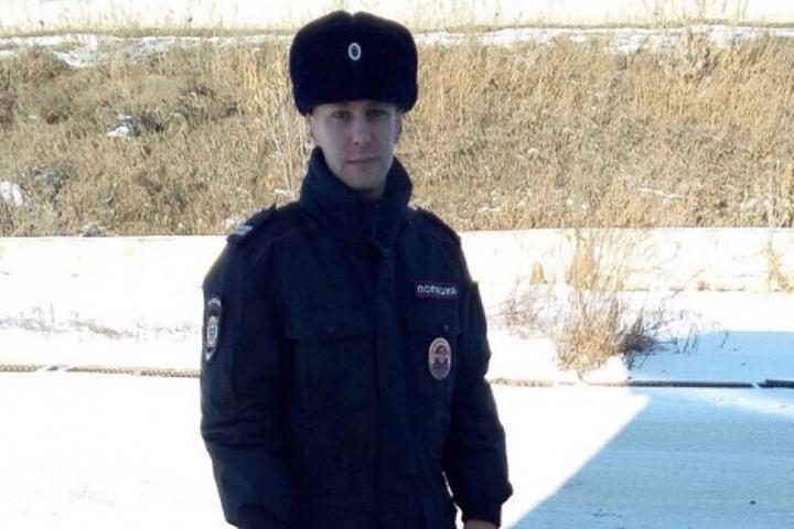 Иркутский полицейский, находясь вотпуске, задержал преступника