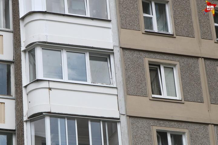 ВРыбацком изокна 26-го этажа выпала женщина