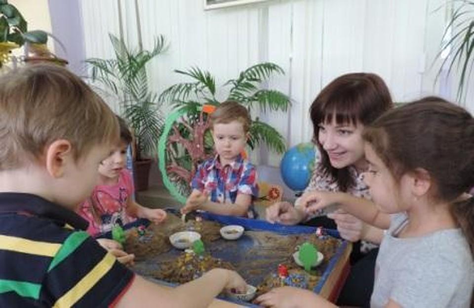 Конкурсы детских садов в янао