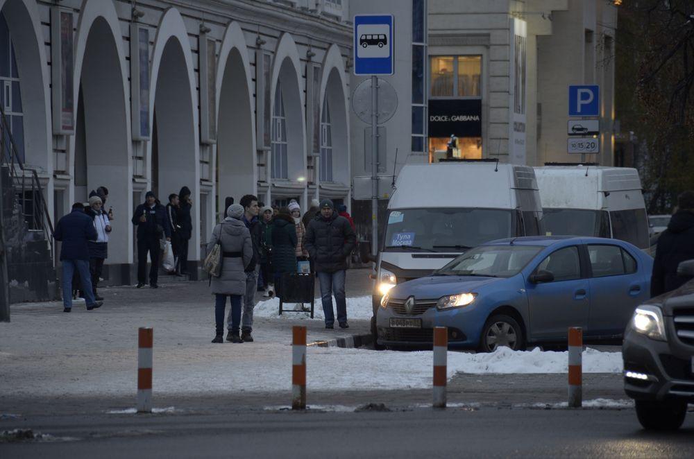 «Безопасный перевозчик»: ГИБДД проверяет водителей тульских маршруток