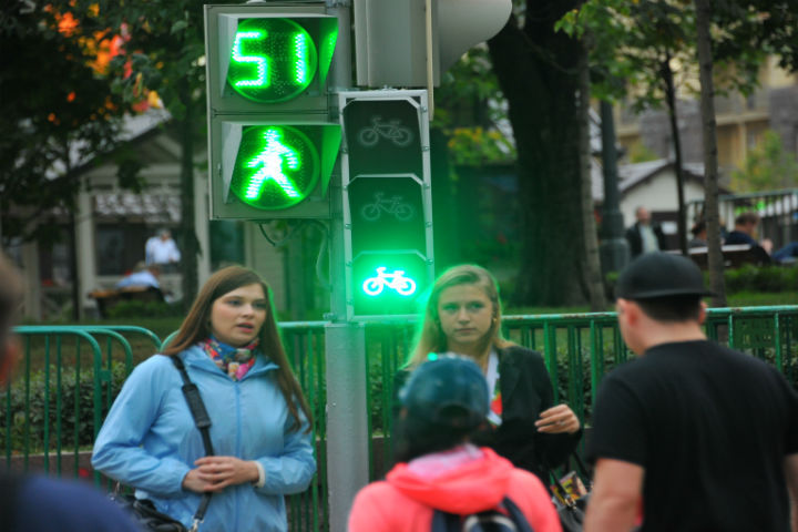 Где икогда в Российской Федерации установят «умные» светофоры и«здоровые» дома