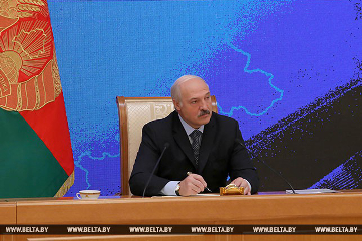 Лукашенко: Если бы у Беларуси было 7-8 миллионов нефти в год, это была бы самая процветающая европейская страна. ФОТО: БелТА