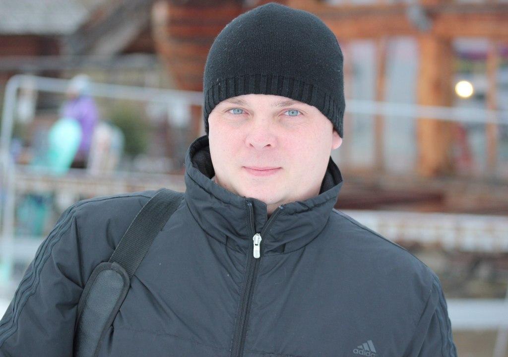 Злоключения крымчанина начались еще в 2014 году. Фото из личного архива героя публикации.