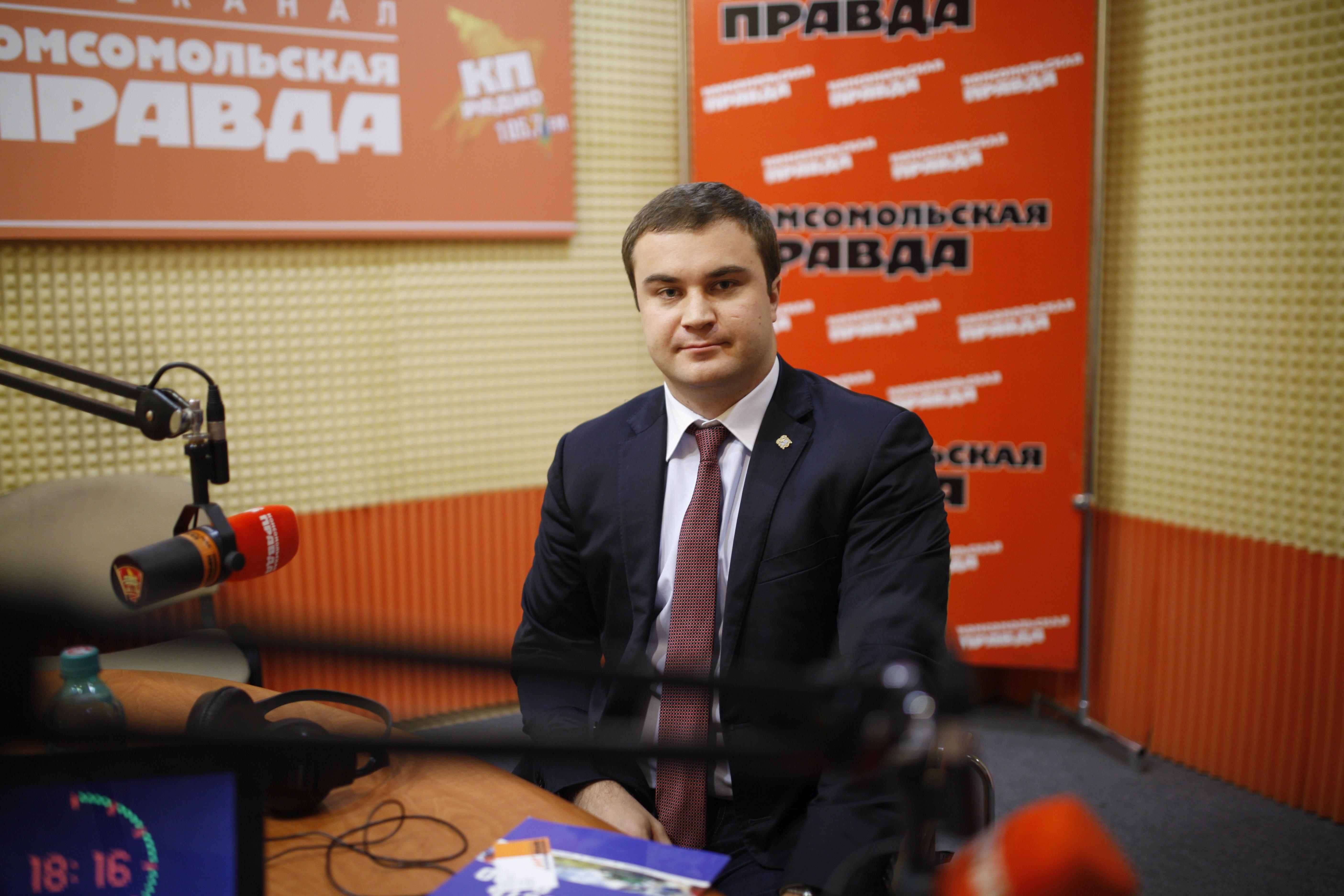 Хоценко Виталий Павлович, министр энергетики, промышленности и связи Ставропольского края