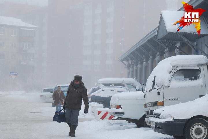 Погода в Иркутске 18 ноября: днем -20 градусов