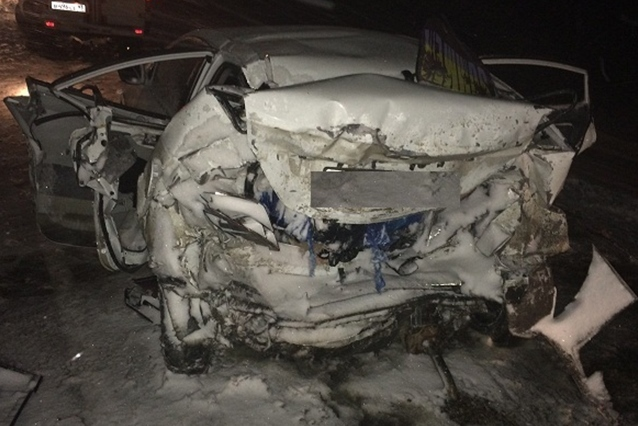 НаКубани вДТП смашиной налетней резине погибла женщина