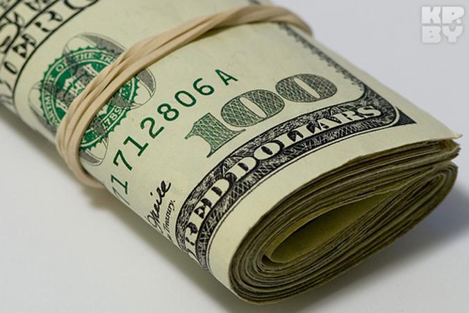 Доллар дорожает.
