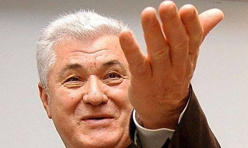 75-летний Владимир Воронин вновь переизбран председателем ПКРМ (Фото: Молдавские ведомости).