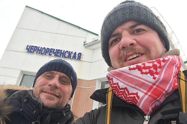 Электричка КП: Как наши корреспонденты на «собаках» из Москвы до Красноярска доехали