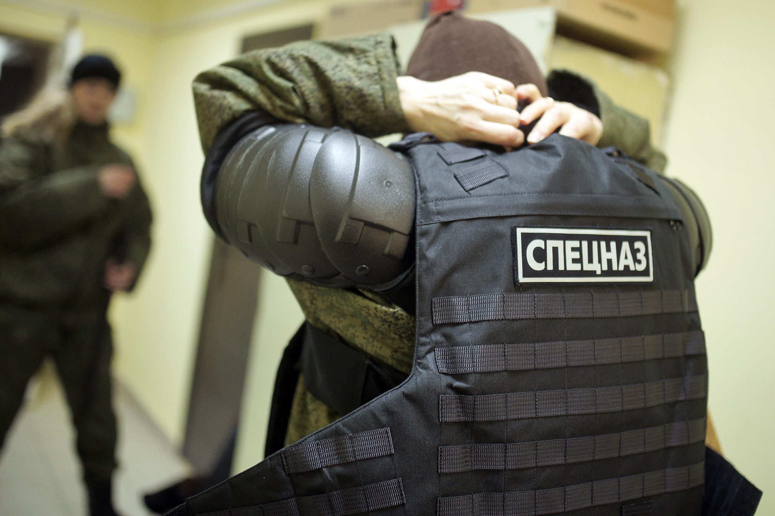 ВРосгвардии поведали оштурме дома сподростками вПсковской области