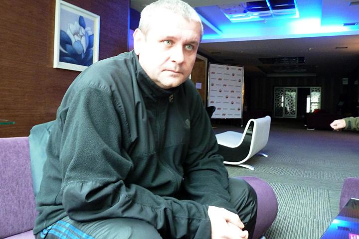 Константин Голубичный вспоминает месяцы плена на Украине