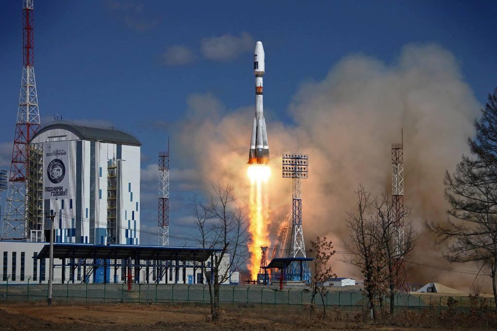 «Комсомолка» решила вспомнить наиболее громкие случаи воровства на Восточном. ФОТО: Роскосмос.