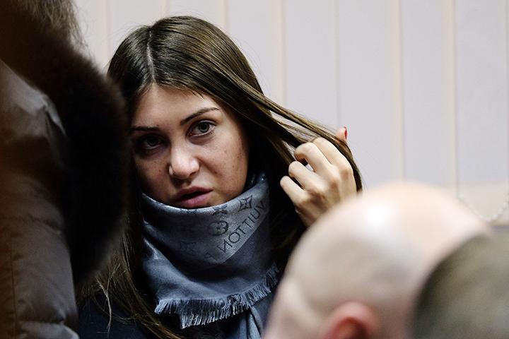 В Москве продолжается суд над стритрейсершей Марой Багдасарян