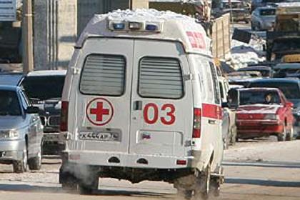 ВВолгоградской области замерзли два человека