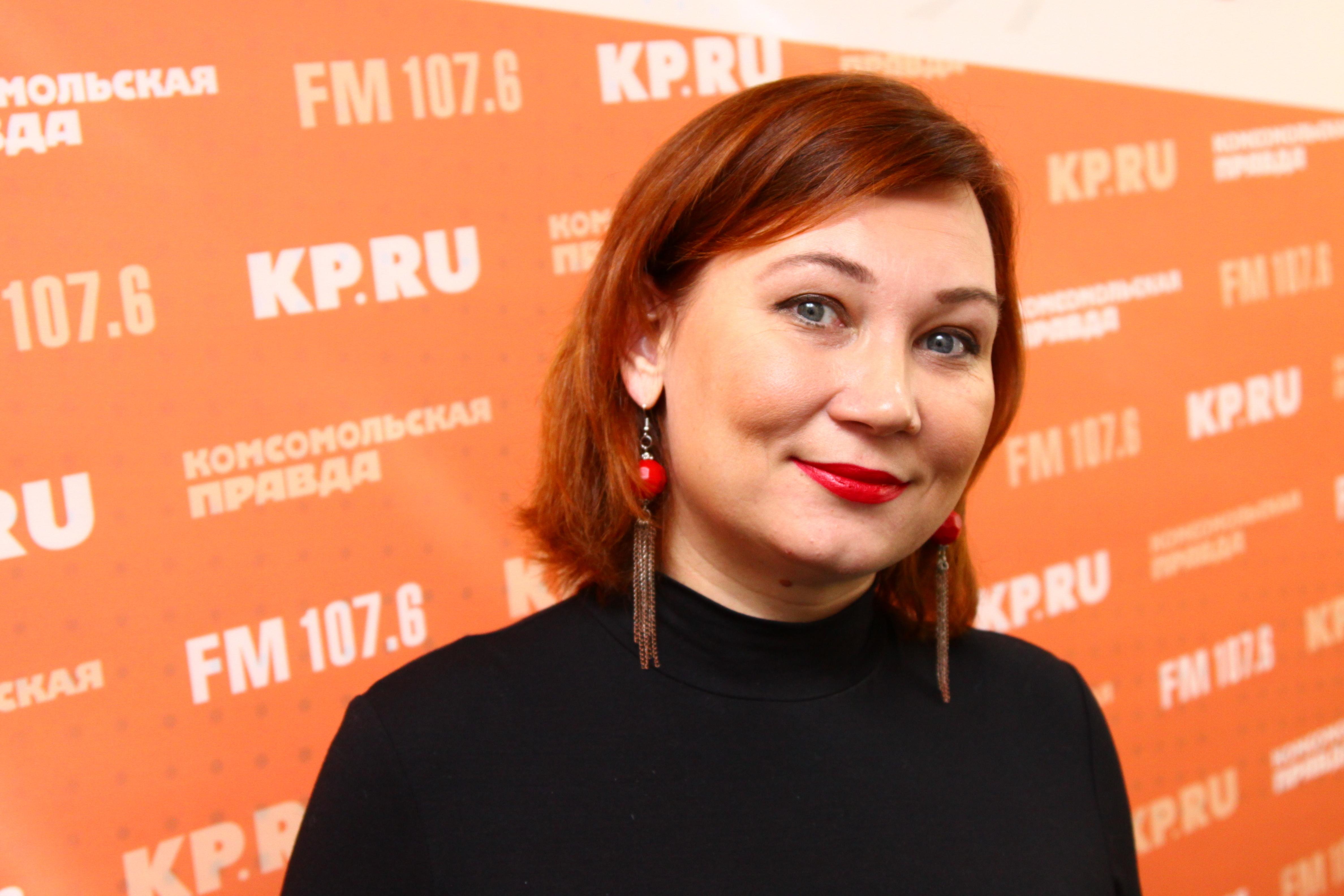 Советник по подаркам Наталья Сабирова