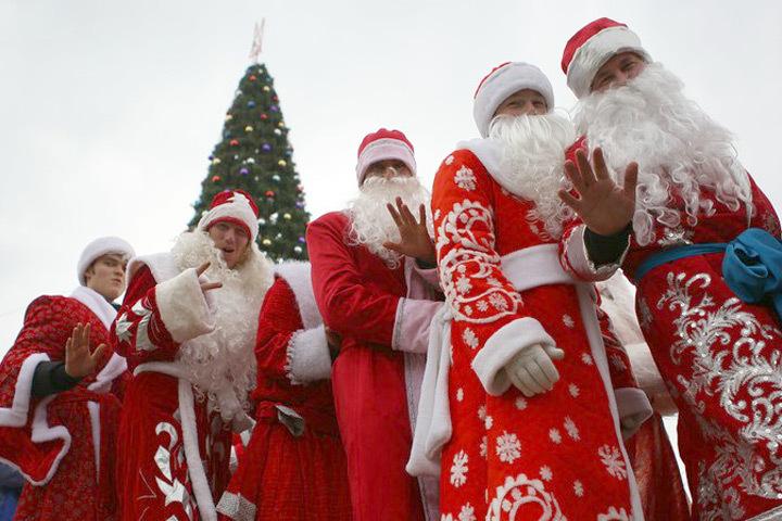 В эстонском городе Валга пройдет 16-й Всемирный конгресс Дедов Морозов.