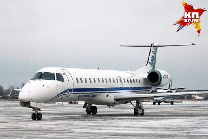 С1декабря «Комиавиатранс» расширит полетную программу вПермь