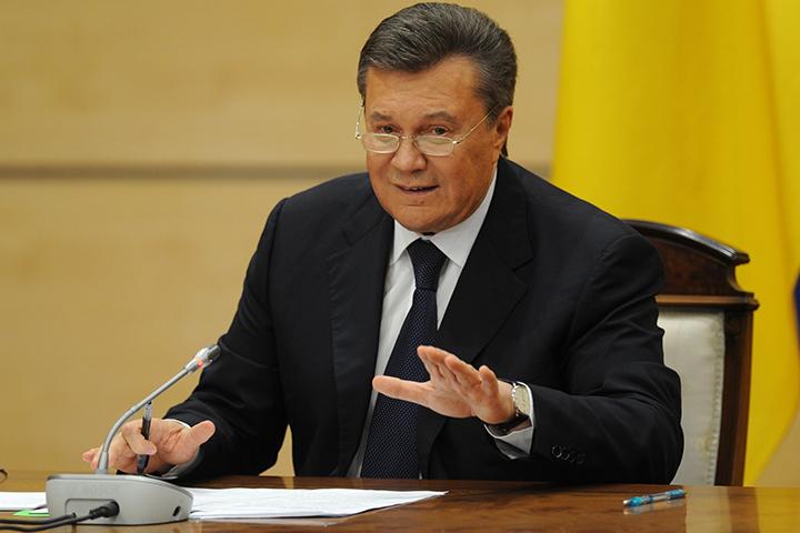 Янукович не раз заявлял, что не отдавал приказа стрелять по мирным митингующим