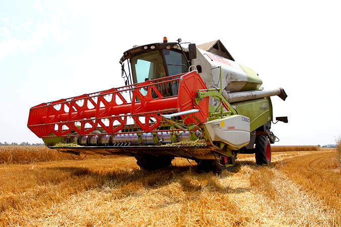 Производство агротехники наКубани загод выросло на89%
