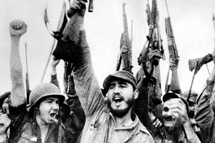 Фидель Кастро стоял у руля Кубы полвека: с 1959 по 2008 год