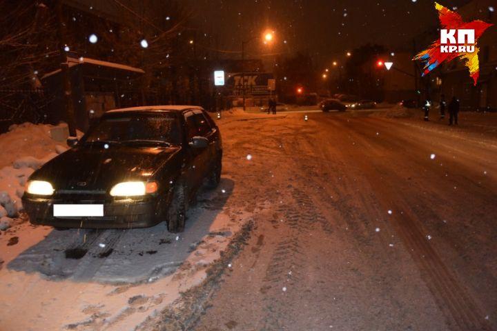 ВЕкатеринбурге «ВАЗ-21140» сбил 19-летнего юношу