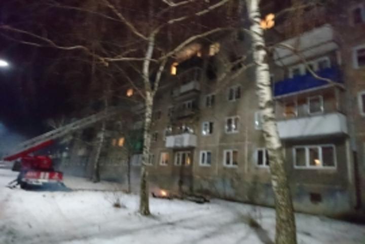 ВОрле в итоге поджога квартиры едва непогибли 5 человек