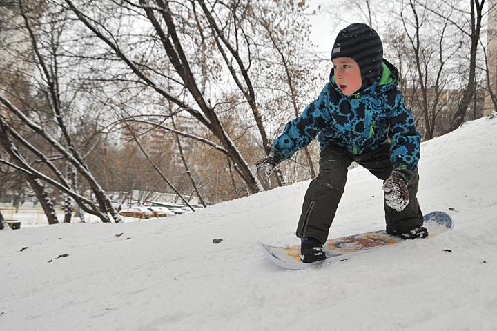 Погода в Москве станет совсем зимней