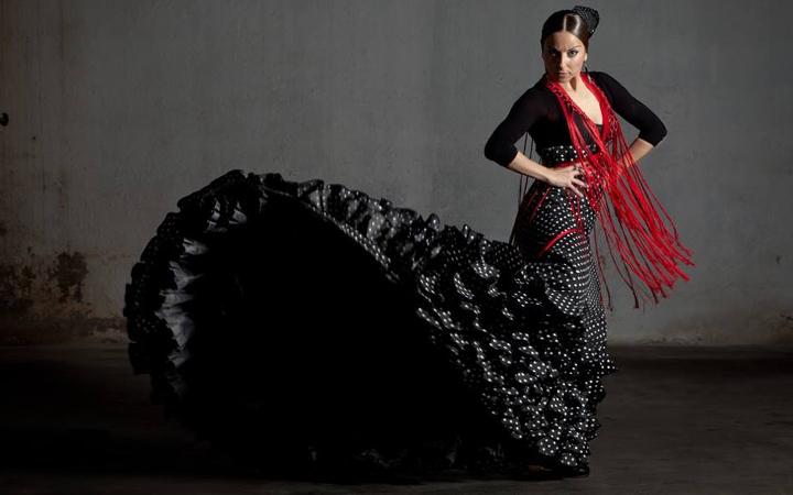 Испанская танцовщица Мариана Кольядо - звездная гостья фестиваля ¡Viva España!. Фото: facebook.com/flamencofest/