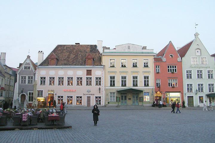 Эстония остается наиболее популярным туристическим направлением среди финнов. Фото: из архива «КП» в Северной Европе»