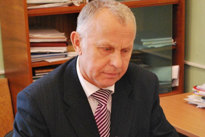 Бывший ректор СПбГАУ Сергей Широков Фото: Официальный сайт вуза