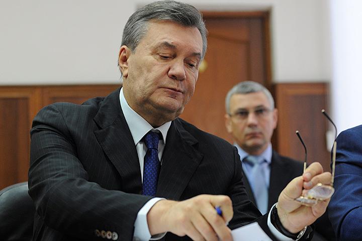 Так называемый «пророссийский» Янукович вовсе никакой не пророссийский. И никогда им не был