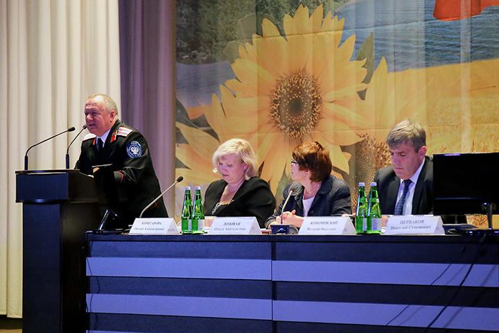 Первый заместитель атамана ККВ Николай Перваков рассказал о роли наставников в воспитании