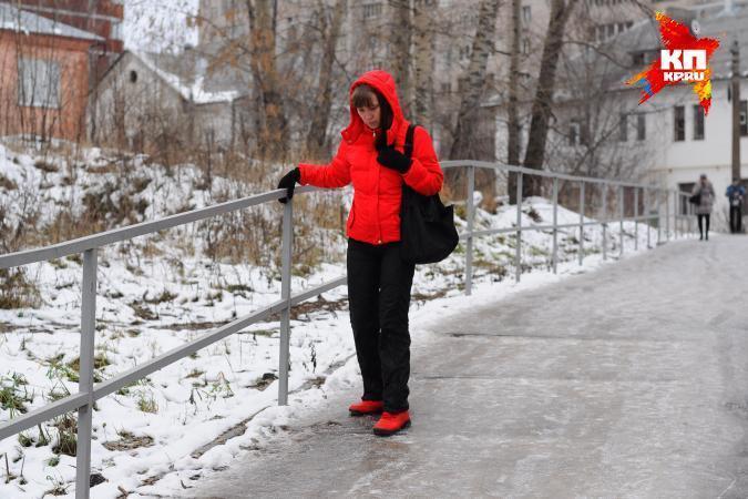 С каждым днём в Молдове все холоднее.